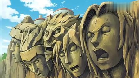 """火影忍者: 不打败""""鸣人""""不许回村! 但是火影岩你们闹哪样?"""