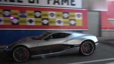 世界最快电动跑车, Rimac汽车, 比特斯拉还快,