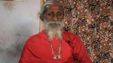 这位老爷爷厉害了, 长达70年不吃不喝, 连军方也向他请教
