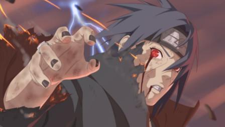 《火影忍者》晓组织实力排名: 鼬神仅排第三, 第1名实力上位