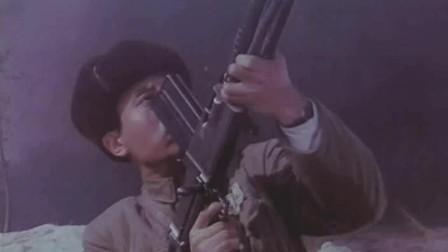 1975年上映的抗美援朝影片《激战无名川》看过的人应该不多吧!