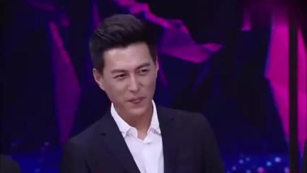 靳东, 汪涵, 现场合唱张国荣经典, 回味无比啊!