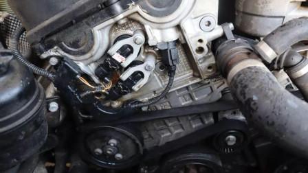 宝马发动机为什么会漏油?
