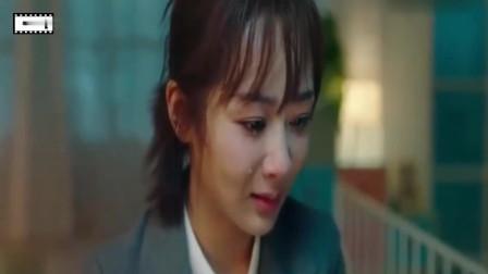 杨紫哭得好让人心疼, 一人在外打拼的苦累, 只有自己知道