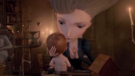 《机械心》女巫给可怜孤儿, 缝了个机器心脏, 接吻后就会!