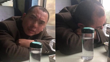 女孩被男子恶意占座 列车员: 不是什么大事