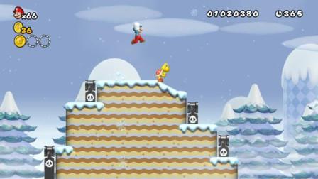 新超级马里奥兄弟Wii 19期 3-2