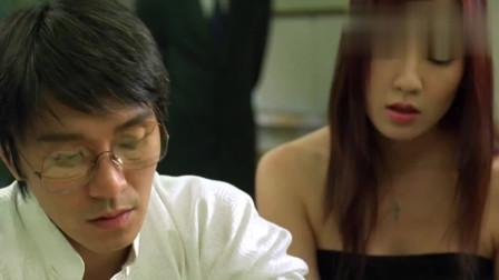 千王之王星爷打麻将, 光是这一手洗牌技术, 都已经吓住牌友了!