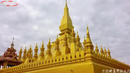 老挝万象塔銮至凯旋门-老挝最热门的旅游景点03