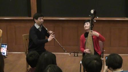 中国民乐好声音 - 琵琶 与萧《春江花月夜》吴玉霞和王次恒演奏