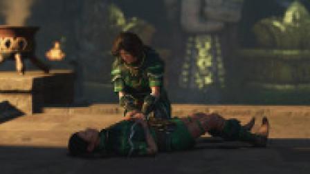 【电玩先生】《古墓丽影: 暗影》EP11: 乌努拉图之死