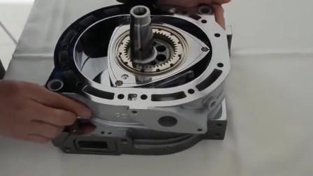 马自达2代转子发动机, 这磨损那么严重难怪会被禁赛