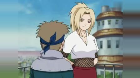 火影忍者: 纲手把这项链给鸣人, 大概是她最大的赌博了