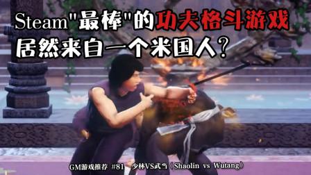 好评率93%! steam上最棒的中国功夫格斗游戏, 居然出自外国人之手?