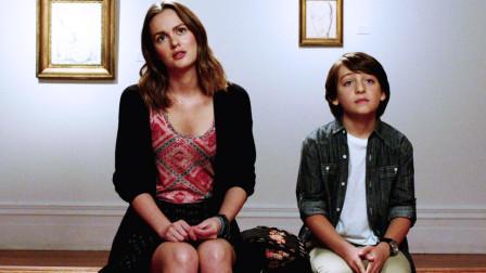 12岁小男孩爱上女保姆, 几分钟看完《如晴天, 似雨天》