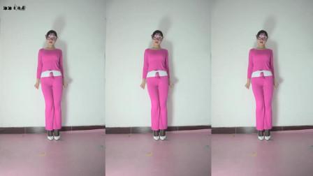 冰冰自由舞, 广场舞 健身舞 动感歌曲《练舞功》