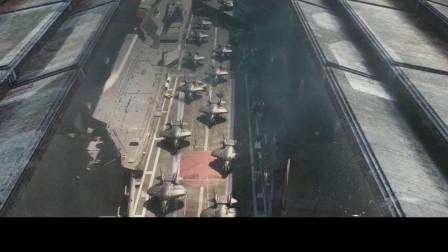 美国队长2: 猎鹰表示只要飞的够快, 子弹就打不到我