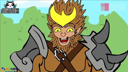 王者荣耀搞笑小动画: 为何一颗球能让哪吒与河神