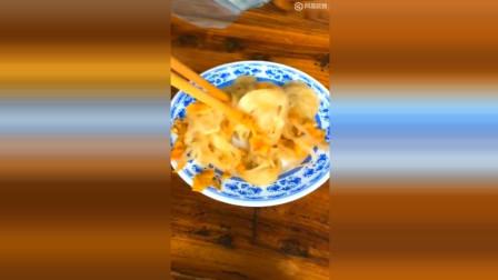 风味人间: 三原特色小吃.金线油塔, 凉拌饸饹, 泡泡油糕, 贵妃水饺