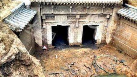 此墓2000年无人能盗, 1000件珍宝完好无损, 考古揭