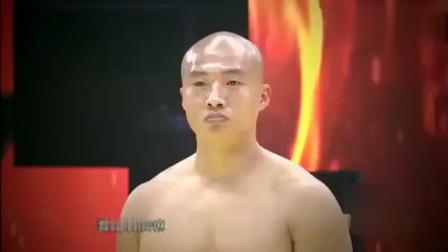 功夫演员误解咏春大师意思, 直接KO, 王洪祥方便惊的张开大嘴