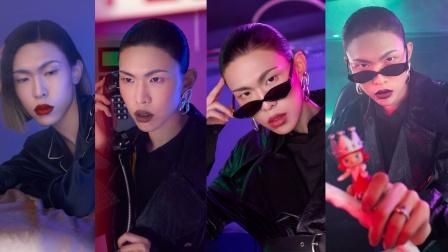 NARS持色唇液,演绎你的新年唇色剧场-ACT3