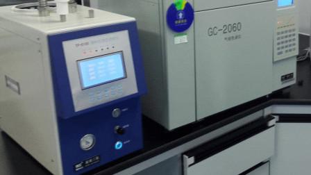 气相色谱仪外标法标准曲线的建立方法【N2000工作站】