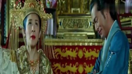 《大内密探灵灵狗》西宫娘娘刁难古天乐, 看看男神是如何接招的?