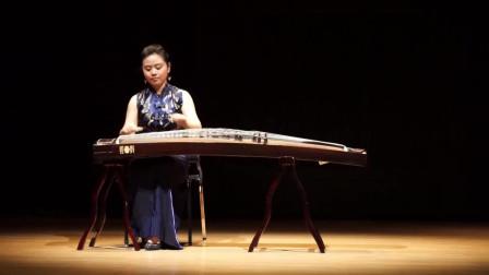 《彝族舞曲》, 夏菁古筝独奏