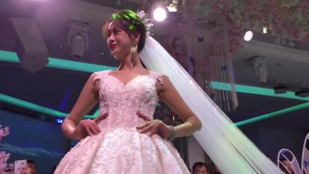 遵义一场隆重的婚纱秀, 看看哪位新娘最漂亮