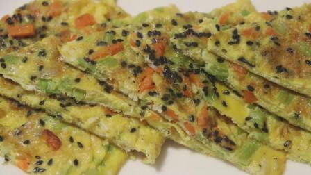 芹菜和胡萝卜的创意做法, 实在太好吃了, 营养又解馋, 做法超简单