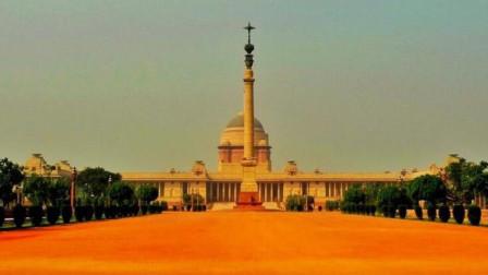 实拍: 印度新德里的富人区, 一点不比任何国际大都市差!
