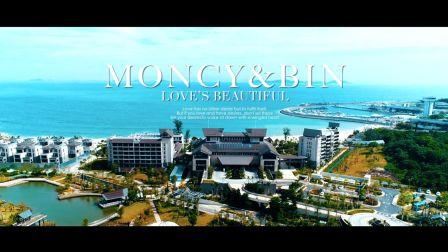 TongStudio瞳影像出品 | Moncy + Bin 桔钓沙酒店