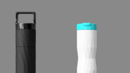 台湾学生发明的神奇水壶, 可以自由增加长度, 一天外出500个