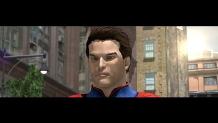【个人汉化】超人VS崎玉(一拳超人)- 【街机模式】(第3集)