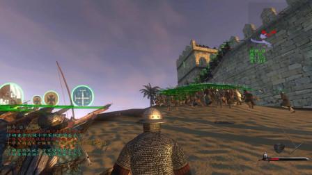 老吴解说: 骑马与砍杀12世纪第1集-直接攻城