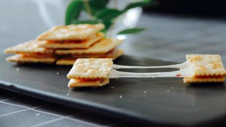 送礼首选纯手工制作的牛轧饼, 在家做起来吧