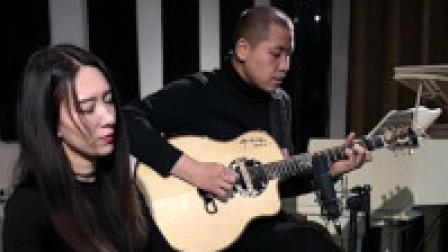 【TBE STUDIO】东情西韵古筝吉他: 只要平凡(古筝: 杜灿)