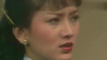 周润发版《上海滩》大结局, 被冯程程拒绝, 含泪出门后被乱枪射死