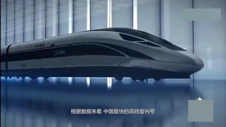 中国高铁再创新高, 美国看中国也只有眼红的份