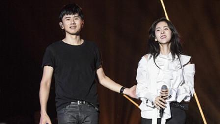 张碧晨、张杰现场版《三生三世》, 迷人嗓音令人心动好听啊!