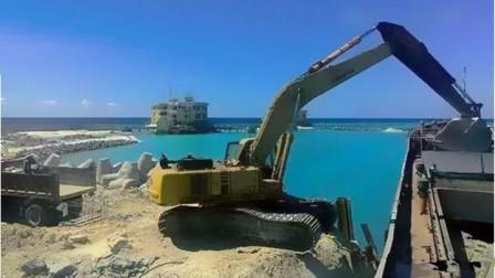 中国军官: 南海岛礁建设和美建夏威夷一样, 这是我们自己的领土
