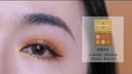 【Ya Ya Makeup Lab】眼妆+心得║超美高品质小南瓜盘 ZOEVA