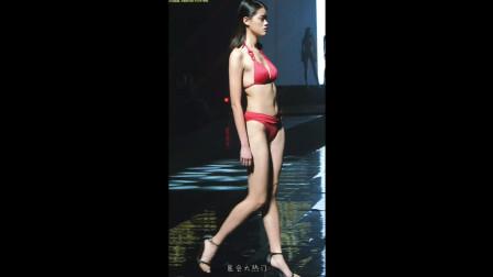 2019第三届中国大学生模特大赛总决赛 中国风泳装秀2 - 大轮毂汽车视频