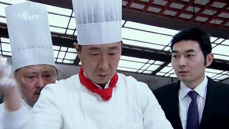 饭店大厨不会做美食家点的失传川菜,林师傅霸气救场,这手艺绝了