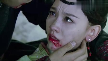 少年神探狄仁杰: 男子关心美女的安危, 不料一转身, 另一美女为了救他而!