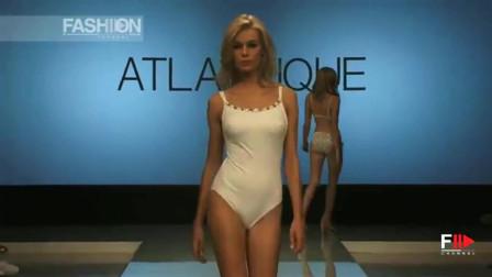 ATLANTIQUE 2018迈阿密时装秀, 时尚靓丽, 惊为天人!