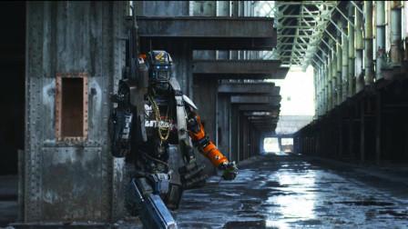 被流氓带大的超智慧机器人到底有多痞? 5分钟带你看完超炫酷的科幻片《超能查派》