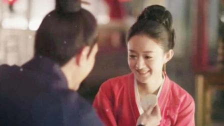 知否: 大婚夜明兰喝醉后撒娇, 主动索吻冯绍峰, 冯绍峰直呼太可爱