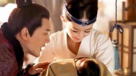 知否: 明兰吃女儿的醋, 冯绍峰立刻跑来亲她一口: 我最爱的还是你